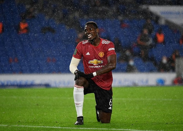 Man Utd told to demand two Juventus players in exchange for Paul Pogba - Bóng Đá