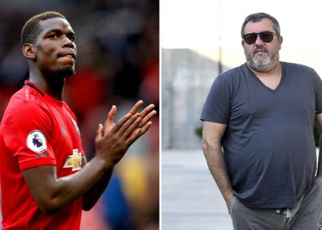 Louis Saha hits out at Paul Pogba's agent Mino Raiola - Bóng Đá