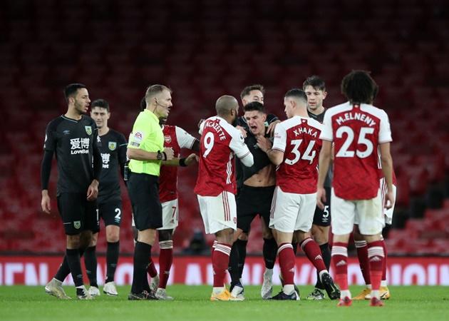 Arsenal và 11 thống kê 'đáng sợ' sau khởi đầu tệ hại ở EPL 2020/11 - Bóng Đá