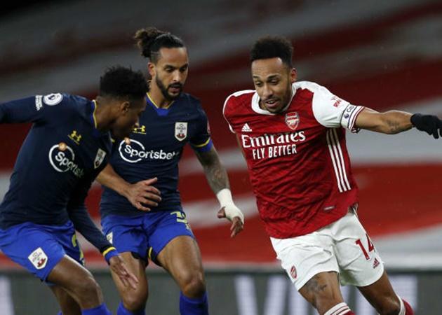 Frank Leboeuf slams Arsenal star for 'not running' during Southampton draw - Bóng Đá