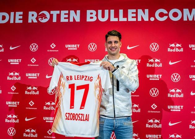 Official: Szoboszlai join Leipzig - Bóng Đá