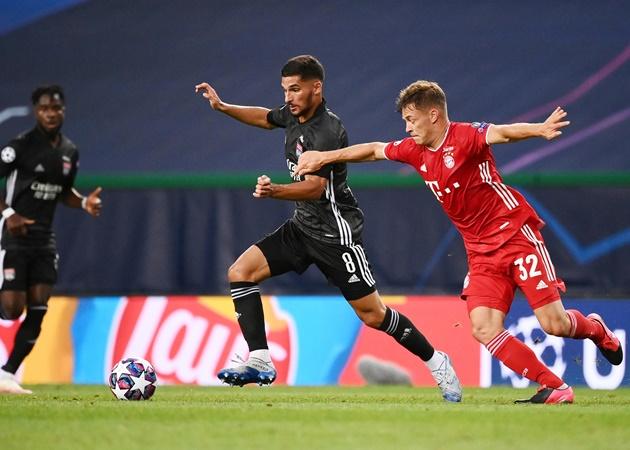 Zinedine Zidane want to sign Houssem Aouar from Lyon  - Bóng Đá