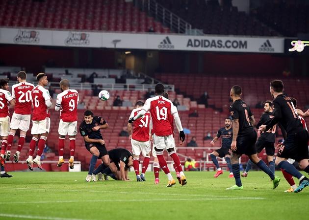 10 con số đặc biệt trận Arsenal 1-4 Man City: 'Thảm họa' khung gỗ - Bóng Đá