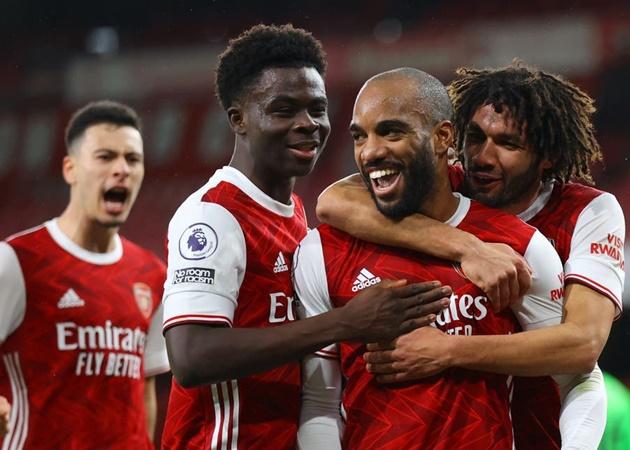 10 con số kinh hoàng trận Arsenal 3-1 Chelsea: Dấu hỏi Werner; 'Nhạc trưởng' thay Ozil - Bóng Đá