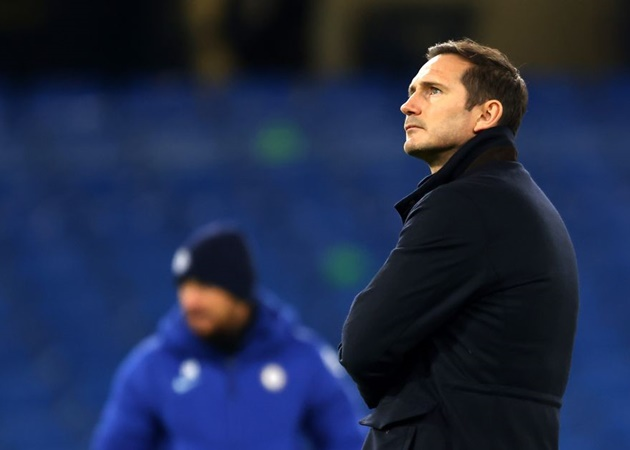 Chelsea owner Roman Abramovich sent Frank Lampard sack message after Aston Villa draw - Bóng Đá