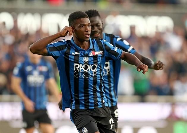 Man Utd transfer issue as Atalanta 'working to keep Amad Diallo until June' - Bóng Đá