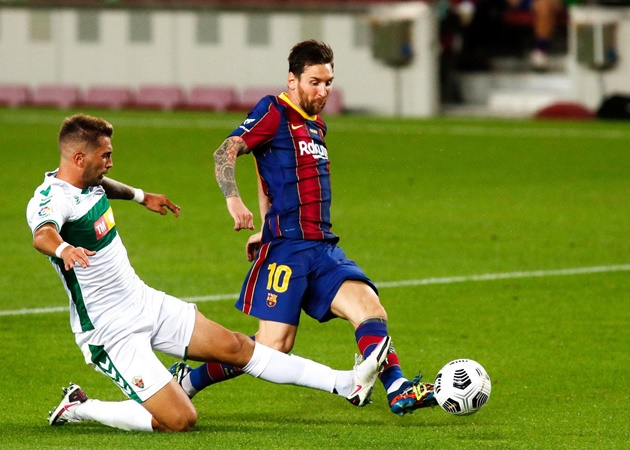 10 'thánh qua người' ở 5 giải VĐQG hàng đầu năm 2020: Messi và 'quái vật toàn năng' EPL - Bóng Đá