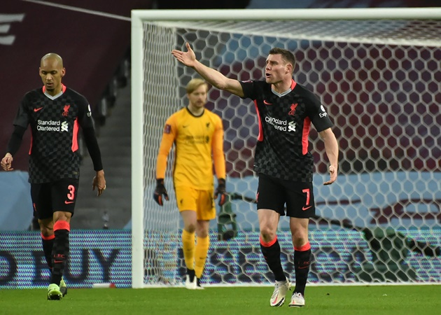 10 con số ấn tượng sau trận Aston Villa 1-4 Liverpool: Mane 'giải hạn' - Bóng Đá