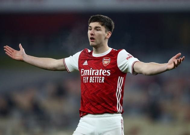 "Danny Murphy on Tierney's assist for Aubameyang: ""Can they [him & Smith Rowe] share it [man of the match]?  - Bóng Đá"
