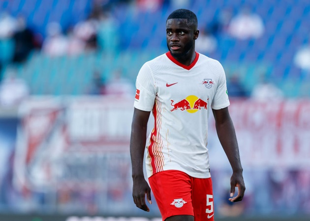 RB Leipzig are not open to sell Dayot Upamecano in January - Bóng Đá