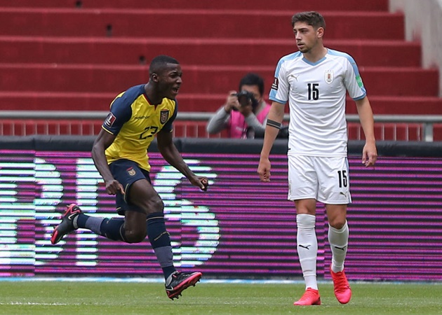 Moises Caicedo join Brighton and is likely to be loaned out to Belgian side Union Saint-Gilloise - Bóng Đá