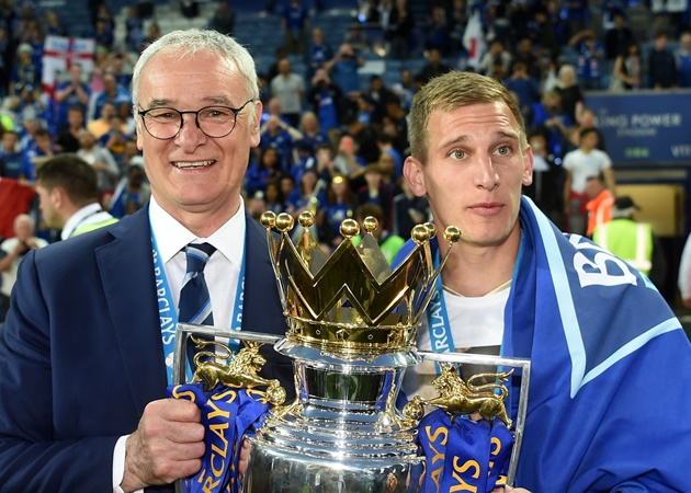 Từ Di Matteo đến Ranieri: 10 HLV 'một mùa' nổi tiếng nhất châu Âu - Bóng Đá