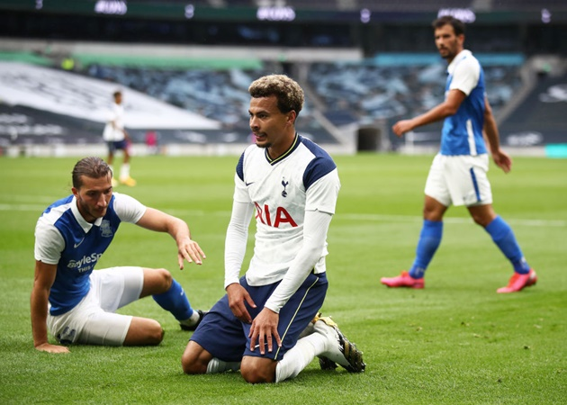 PSG are very keen to sign Dele Alli on loan. Pochettino wants him and Dele is pushing to leave Tottenham - Bóng Đá