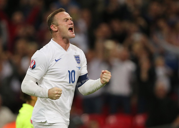 10 con số đỉnh nhất sự nghiệp của Rooney: Thống trị M.U và nước Anh - Bóng Đá