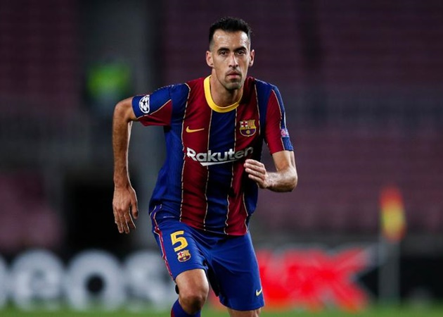 Từ Busquets đến Sterling: 10 cầu thủ được HLV Guardiola 'cưng' nhất - Bóng Đá