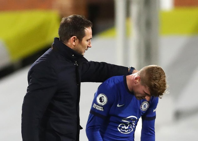 Ralph Hasenhuttl sends message to Frank Lampard over Timo Werner's struggles at Chelsea - Bóng Đá
