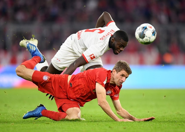 Bayern Munich confirm interest in RB Leipzig's Dayot Upamecano - Bóng Đá