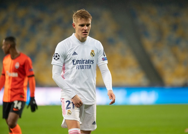 Arsenal technical director Edu had spoken with Ødegaard's father Hans & agent Bjorn Tore Kvarme - Bóng Đá
