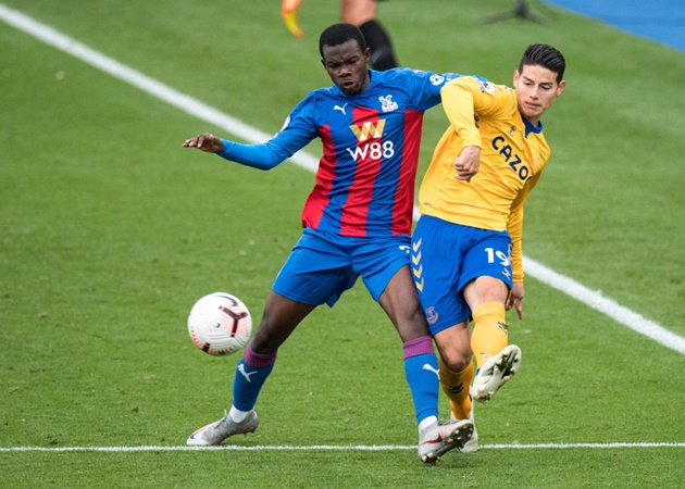 Arsenal are scouting & looking at a number of left-backs & are one of several Premier League sides watching Crystal Palace's Tyrick Mitchell - Bóng Đá