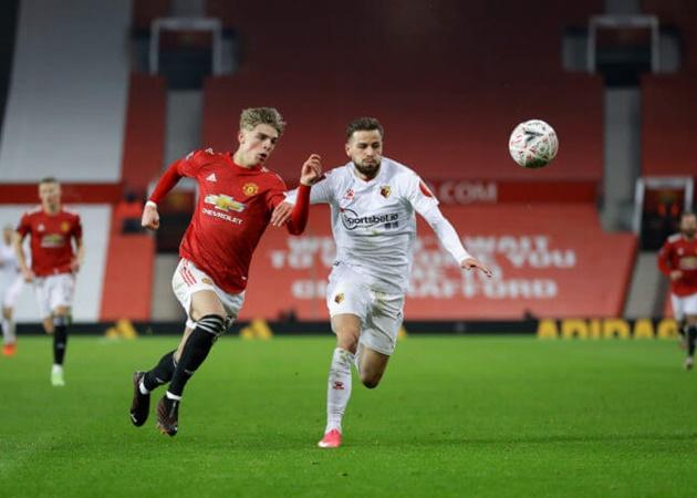 Report: West Ham keen to sign Brandon Williams on loan - Bóng Đá