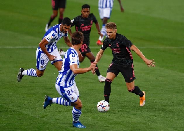 Nacho Monreal 'surprised' by Martin Odegaard as Edu set to complete Arsenal transfer mission - Bóng Đá