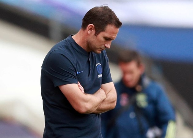 Matt Law Telegraph and 4 points what went wrong for Lampard at chelsea - Bóng Đá