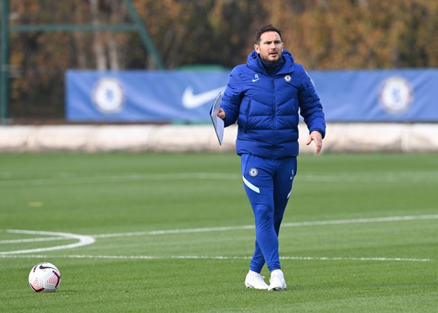 According to Sky Sports, Frank Lampard was not even allowed to enter the Chelsea training ground after he was sacked.  - Bóng Đá