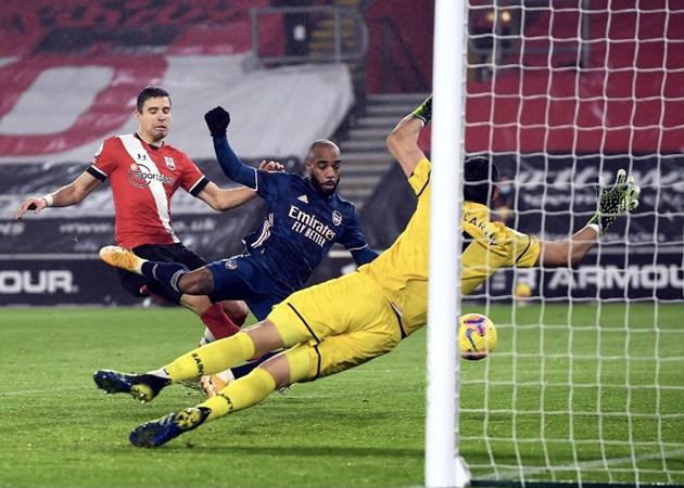 Sau trận Southampton - Arsenal - Bóng Đá