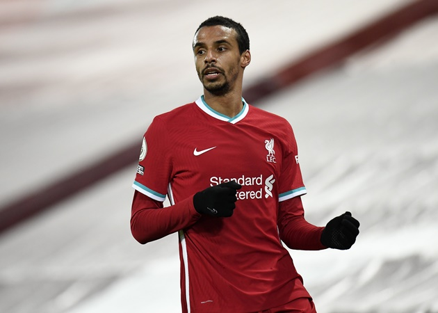 """Klopp: """"It looks like something serious with Joel Matip, it's an ankle injury"""". [ - Bóng Đá"""