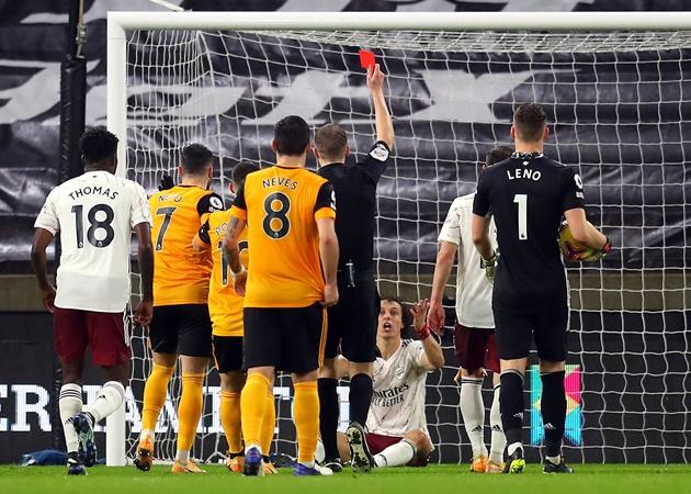 10 con số 'kinh hoàng' trận Wolves 2-1 Arsenal: 'Cạn lời' hai Pháo thủ - Bóng Đá