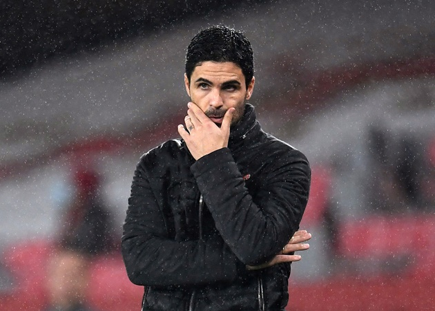 Arteta: Credit to the club, to Edu for the work he's done because it's not easy - Bóng Đá