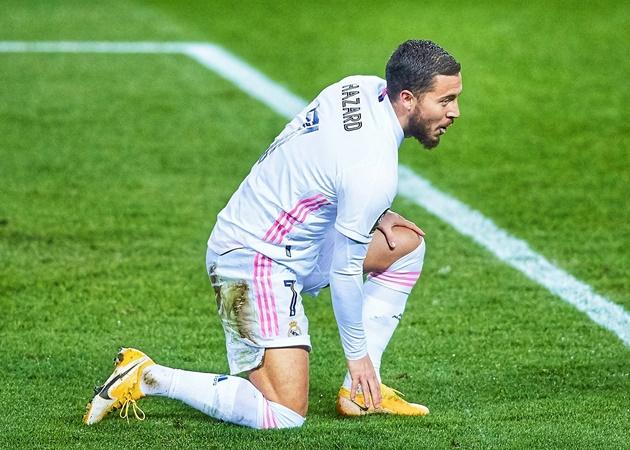 Belgian doctor gives damning assessment of Eden Hazard's injury crisis - Bóng Đá