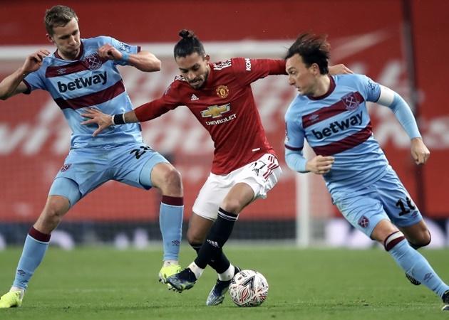 10 con số ấn tượng sau trận Man Utd 1-0 West Ham: 'Cỗ máy' Fred - Bóng Đá