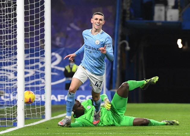Man Utd legend Wayne Rooney raves about 'one of the best players in the league' Phil Foden - Bóng Đá