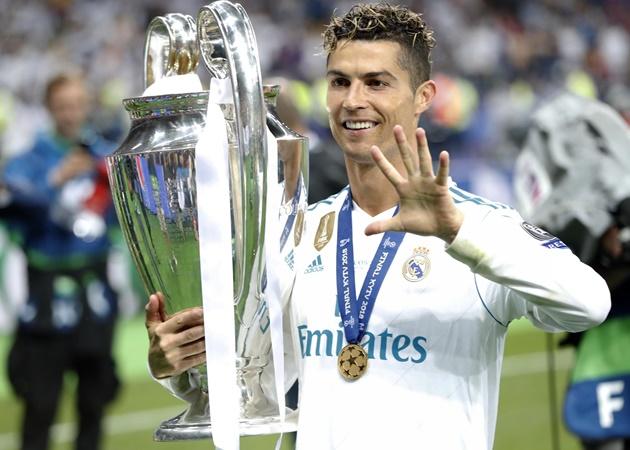 Đội hình hay nhất lịch sử cúp C1: 'Vua Ronaldo' và phần còn lại - Bóng Đá