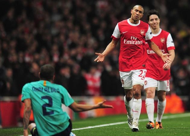 Đội hình Arsenal quật ngã Barca năm 2011: Wilshere và 'Lord' có mặt - Bóng Đá