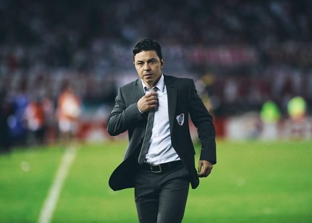 River Plate boss Marcelo Gallardo 'turned down' Barcelona job - Bóng Đá