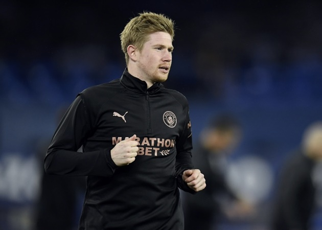 Manchester City won't listen any bid for Kevin de Bruyne in the summer - he's 100% untouchable - Bóng Đá