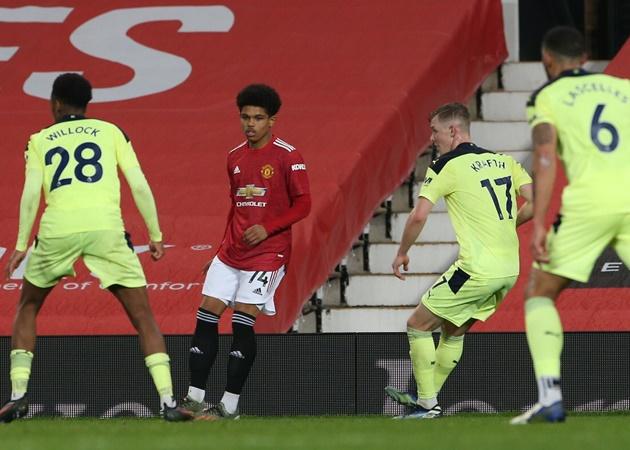 Michael Owen and Ian Wright react to Shola Shoretire's Manchester United debut - Bóng Đá