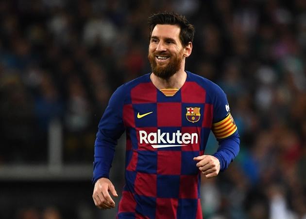 Đội hình hay nhất lịch sử cúp C1 do fan bầu chọn: Messi sát cánh Henry; Hàng thủ 'bá đạo' - Bóng Đá