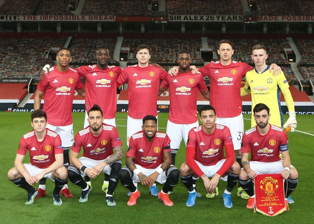 Man Utd 0-0 Real Sociedad: Quỷ đỏ hòa, nhưng Solskjaer đã thắng - Bóng Đá
