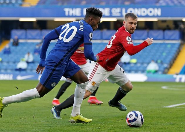 TRỰC TIẾP Chelsea 0-0 Man Utd (H1): Thế trận cân bằng - Bóng Đá