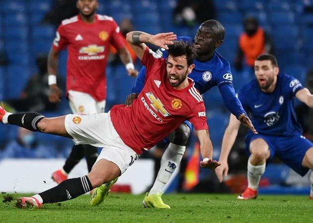 TRỰC TIẾP Chelsea 0-0 Man Utd (H2): Martial, Werner cùng xuất hiện - Bóng Đá