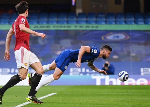 Đấu trí căng thẳng, Chelsea - M.U bất phân thắng bại ở Stamford Bridge - Bóng Đá