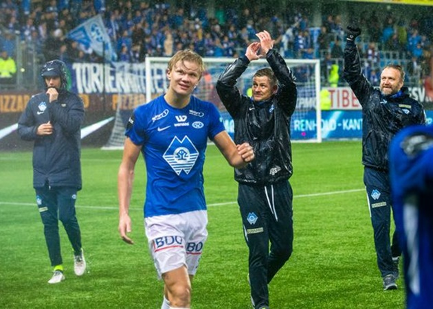 Manchester United Missed Out On Signing Erling Haaland For £3 Million Due To 'Freak' Mix-Up - Bóng Đá