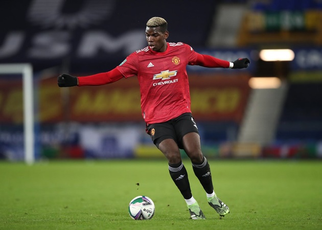 Paul Pogba is open to the idea of discussing a new #mufc contract #mulive [ - Bóng Đá
