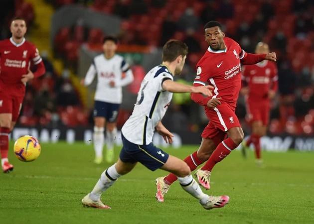 Liverpool transfer news: Wijnaldum had Inter agreement in place - Bóng Đá