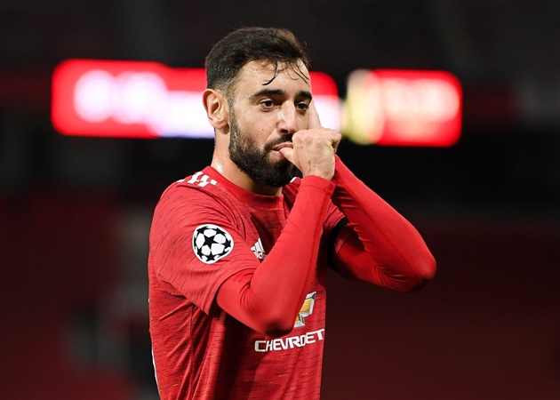 Man United news: Bruno Fernandes's elite mentality summed up by coach (Jose Peseiro) - Bóng Đá