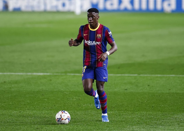 Barcelona set to promote 18-year-old gem to first team (Ilaix Moriba) - Bóng Đá