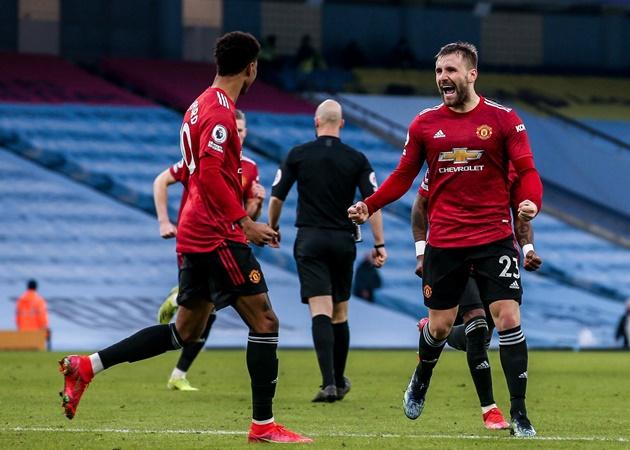 Rio Ferdinand hails Luke Shaw's revival from being 'broken man' at Manchester United - Bóng Đá